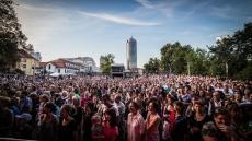 La Caravane Passe | 08.08.2014 | Kulturarena, Jena |  © Felix Brodowski