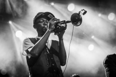 Hypnotic Brass Ensemble   13.08.2014   Kulturarena, Jena   © Felix Brodowski