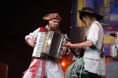 Mr. Hurley und die Pulveraffen | Open Flair Festival | 08.08. – 12.08.2018 | Eschwege