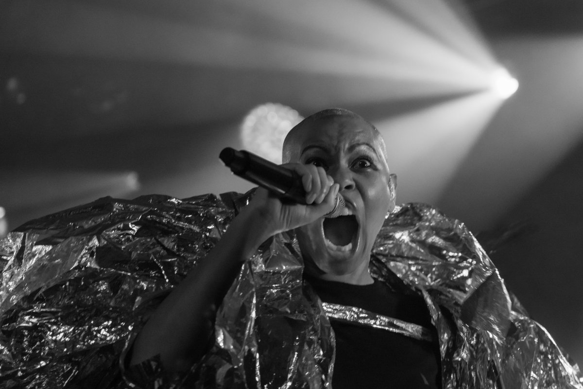 Skunk Anansie   24.07.2019   Tonhalle, München   Mainstage