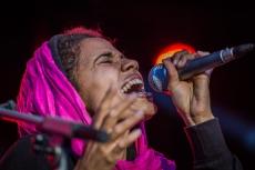 Nneka   22.08.2014   Kulturarena, Jena   © Felix Brodowski