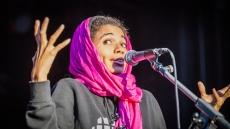 Nneka | 22.08.2014 | Kulturarena, Jena | © Felix Brodowski