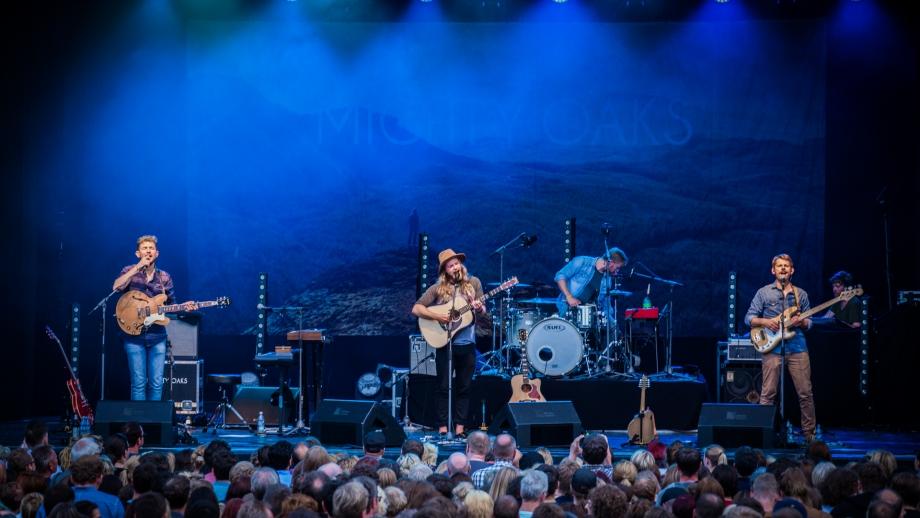 Mighty Oaks | 26.07.2014 | Kulturarena, Jena | © Felix Brodowski
