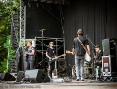 Farewell Dear Ghost @ Freilichtbühne Dresden   |  @ Adina Scharfenberg
