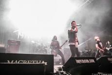 BURY TOMORROW | Impericon Festival Leipzig | © Felix Brodowski