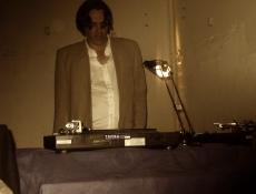DJ Frank Spilker (Dockville-Gala 2008)