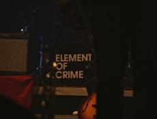 Element of Crime / © Lisa Passeck