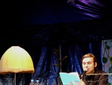 Jens Friebe liest