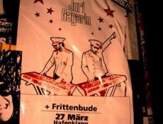 Juri Gagarin & Frittenbude