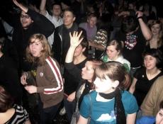 Saalschutz Publikum