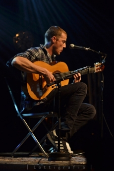 Charlie Cunningham | 13.11.2014 | Columbiahalle Berlin © Lisa Passeck