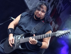 Fear Factory, Open Flair 2013, Eschwege