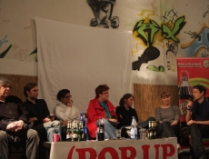 Diskussion - Sexismus, Political Corectness und Gender Mainstreaming im Pop