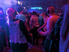 Converse Silent DJ Battle // © Martina Drignat