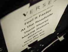 Verses @ Comet Berlin  |  @ Adina Scharfenberg