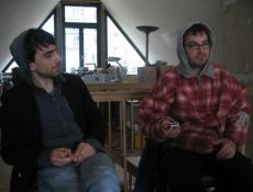 Saalschutz im Interview