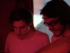 Weidenallee DJ-Team