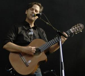 Joey Burns beim Southside 2008