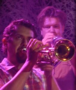 Jacob Valenzuela & Martin Wenk live in Frankfurt