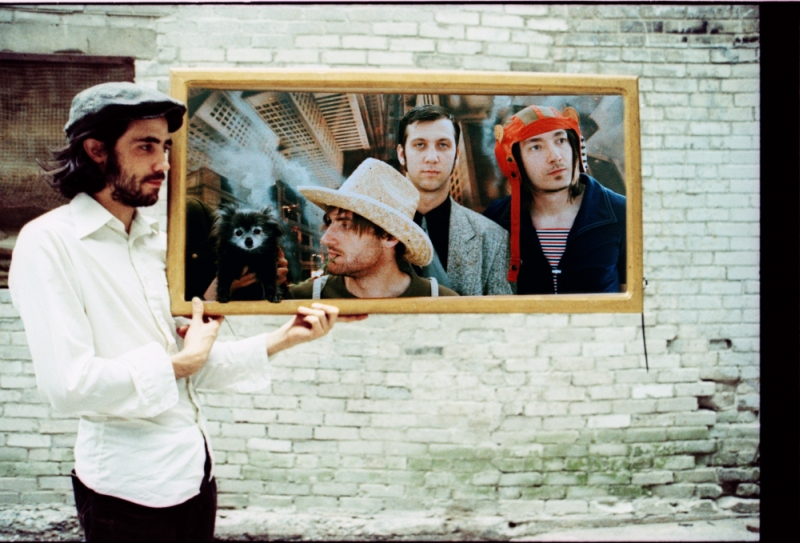Patrick Watson & The Wooden Arms
