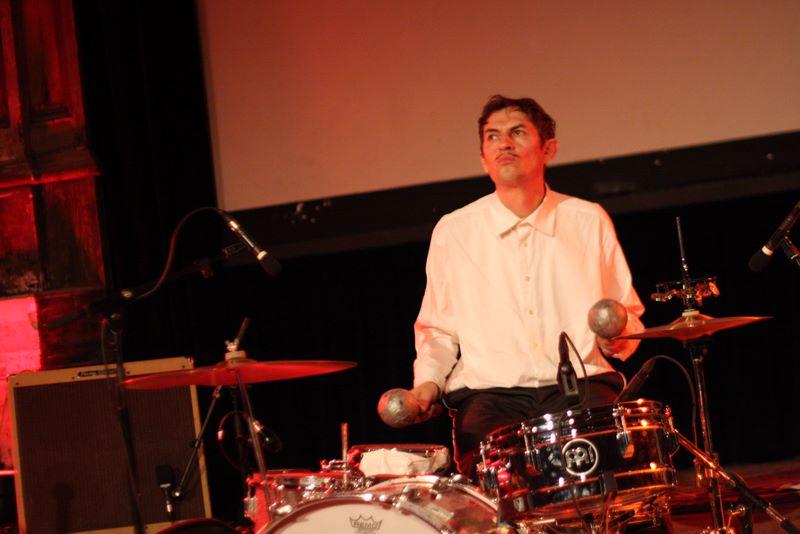 Jens Friebe und Band