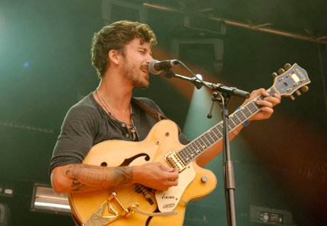 Haldern Pop 2010 - Portugal. The Man