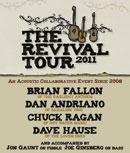 The Revival Tour 2011: Die neuen Väter des Folk