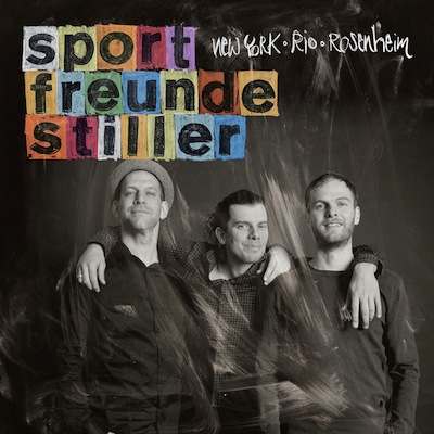 Sportfreunde Stiller Albumcover