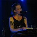 Anna Aaron im Privatclub/Berlin