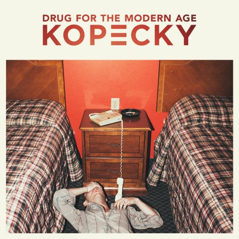 Kopecky - Drug For The Modern Age AlbumCover