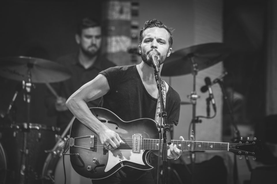 The Tallest Man on Earth live | Foto: Felix Brodowski