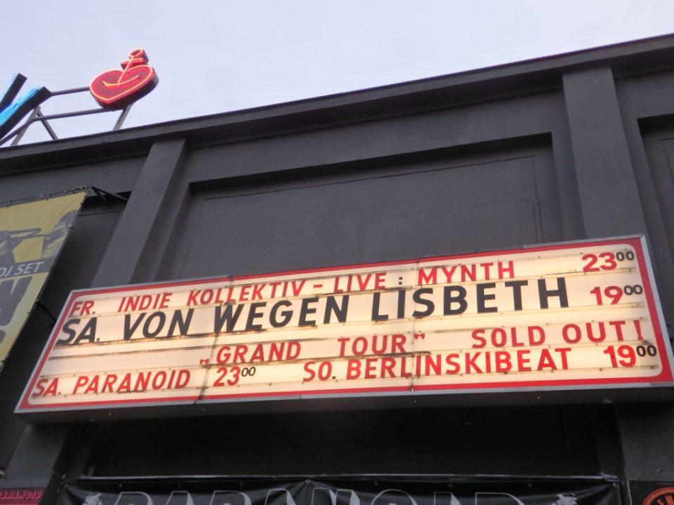 Von Wegen Lisbeth im Berliner Lido