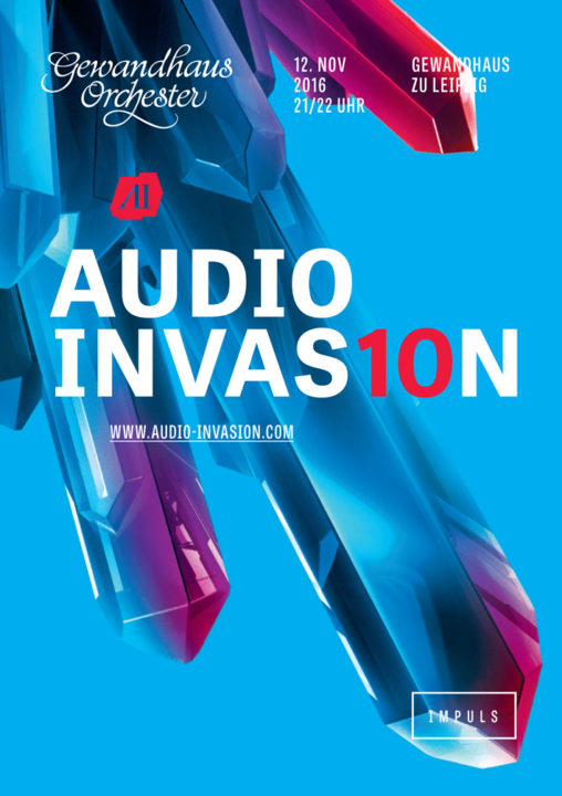 Audio Invasion 2016 Titelbild