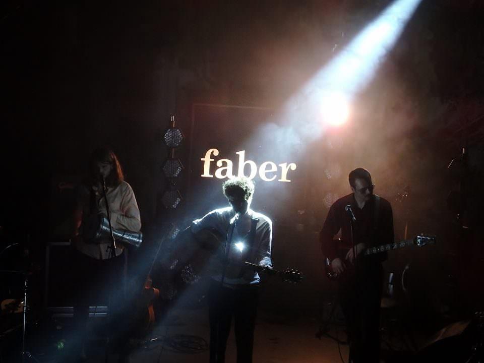 Faber live | Foto: Alex David
