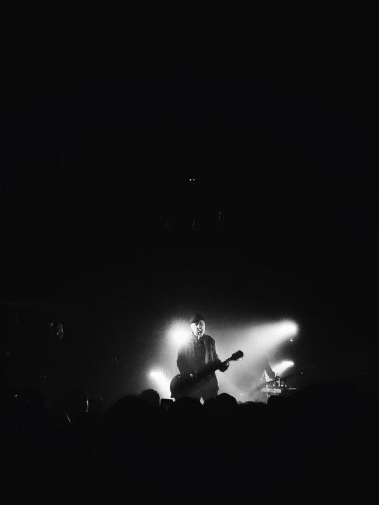 Finn Grenall live | Foto: Anna Stumpe