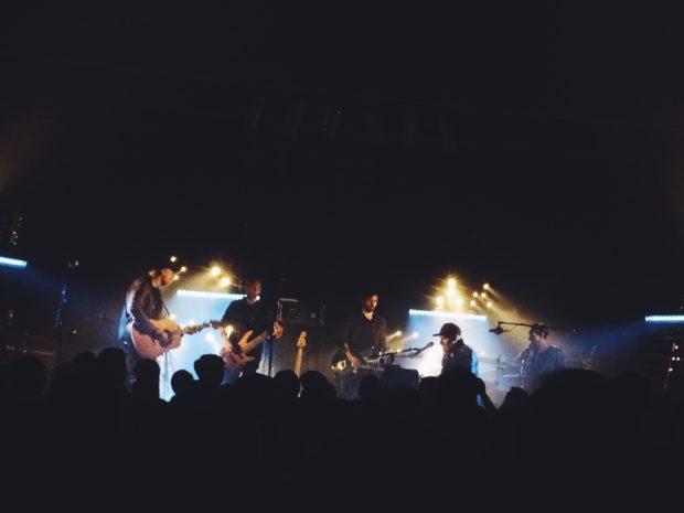 Fink live in Leipzig | Foto: Anna Stumpe
