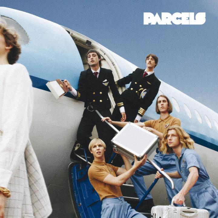 Parcels Albumcover