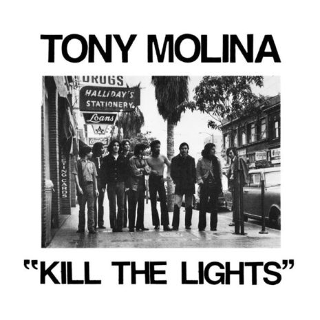 Albumcover Tony Molina