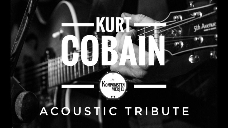 Kurt Cobain Acoustic Tribute Konzert