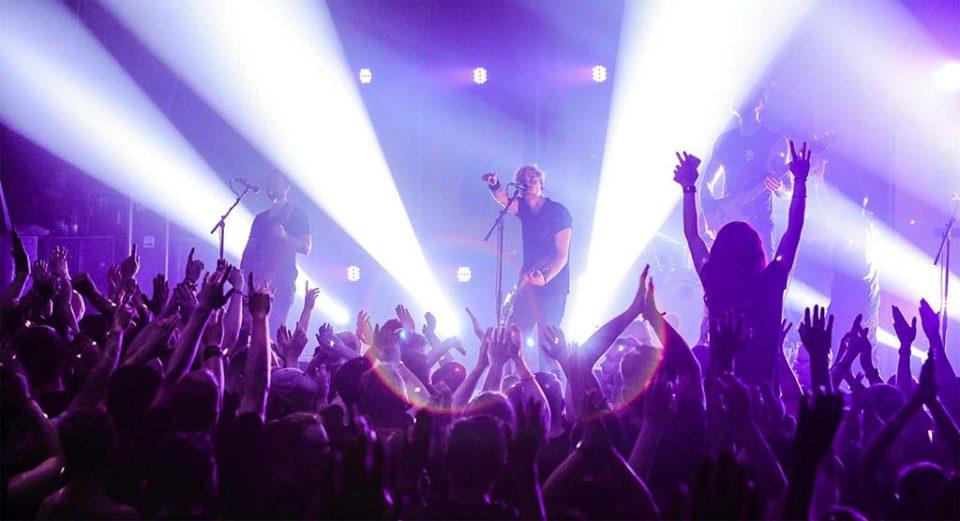 Rogers in Kassel live | Foto: Christian Walter