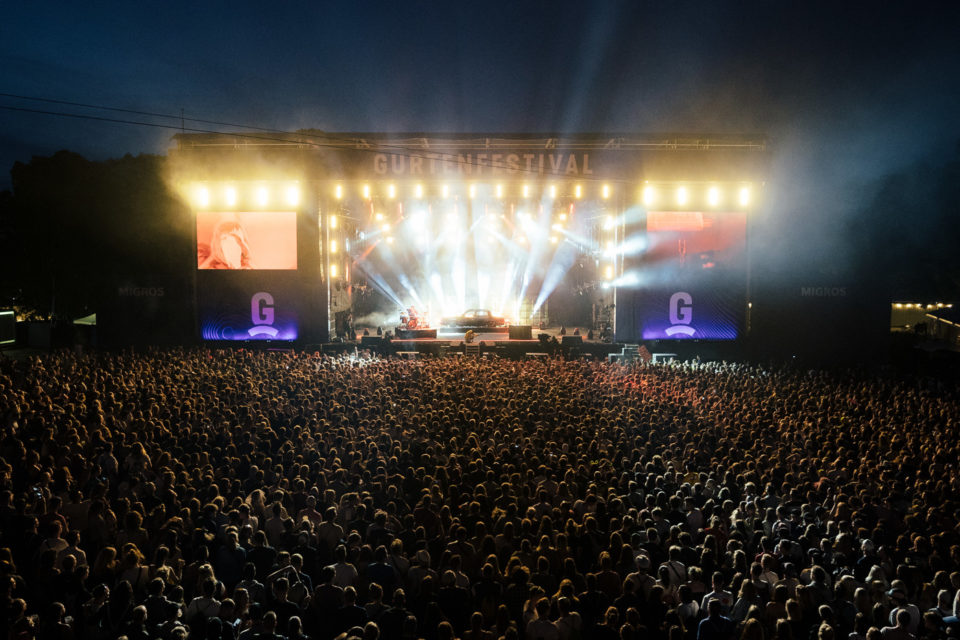 Twenty One Pilots / Bilder: © Gurtenfestival / Manuel Lopez