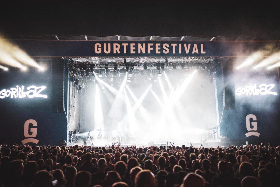 Hauptbühne Gurtenfestival 2019