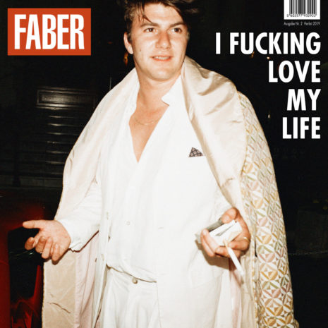 Faber Cover I Fucking Love My Life