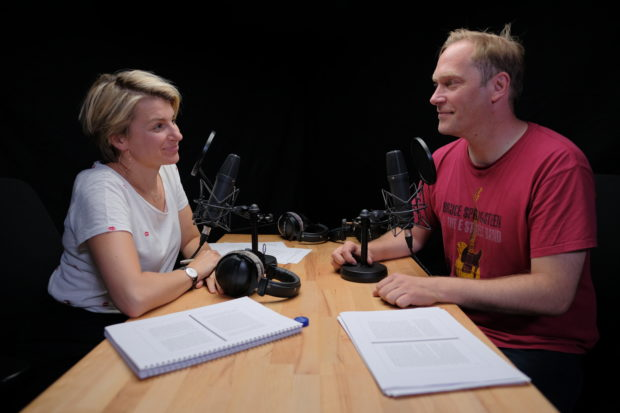 Thees Uhlmann im KiWi Musikpodcast